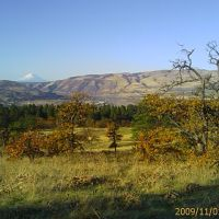 Fall in The Dalles, Даллес