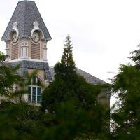Benton Hall, Корваллис