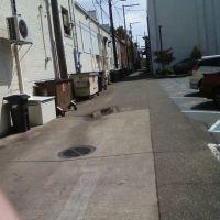 Alley, Корваллис