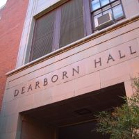 Dearborn Hall, Корваллис