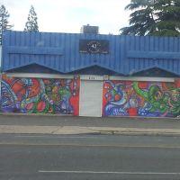Cool Mural, Медфорд