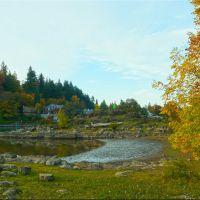 """""""La felicità è avere il cuore innamorato.""""(Alessandro DAvenia),Elk Rock Island Park, Milwaukie,OR,USA, Милуоки"""