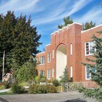 Milwaukie City Hall, Oregon, Милуоки
