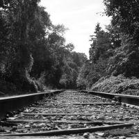 Railroad Tracks, Милуоки