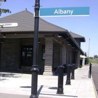 Albany Station, Олбани