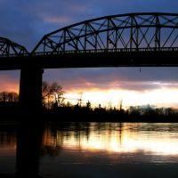 Willamette Bridge, Олбани