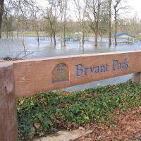Bryant Park Rainy Season - Albany Oregon, Олбани