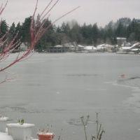 winter at condo, Освего