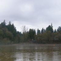 George Rogers Park Kayak Fisherman, Освего