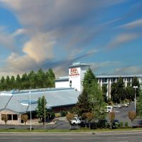 Shilo Inn Suites Hotel - Portland Airport, Паркрос