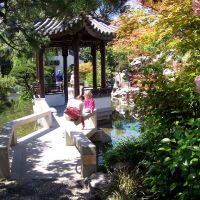 Chinese Garden, Портланд