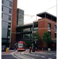 Portland Streetcar, Portland State Univ., Портланд