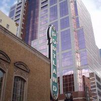 Portland Theater, Portland, Oregon, Портланд