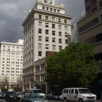 Jackson Tower, SW Broadway, Portland, Oregon, Портланд