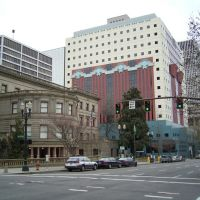 Portland City Hall and Portland Building, Портланд