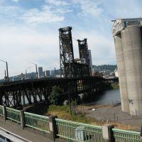 Steel Bridge, Портланд