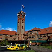 Union Station, Portland, Портланд