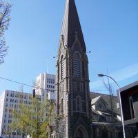 First Presbyterian Church, Portland, Oregon, Портланд
