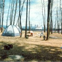 Camping on Sand Island - 1984, Сант-Хеленс