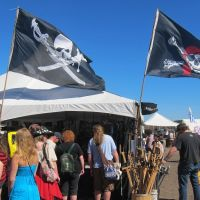 Pirate Festival 2012, Сант-Хеленс