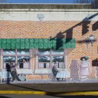 downtown Springfield, Спрингфилд