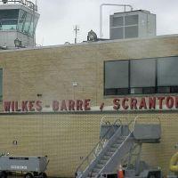 Wilkes-Barre,Scranton Airport, Авока