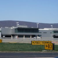Wilkes-Barre/Scranton International Airport (AVP/KAVP) Passenger Terminal, Авока