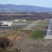 Final Approach to to Wilkes-Barre/Scranton International Airport (AVP/KAVP), Авока