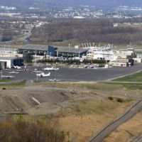 Wilkes-Barre/Scranton International Airport (AVP/KAVP) General Aviation Ramp, Авока