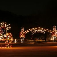 Allentown, Pa.s Lights in the Parkway, Аллентаун