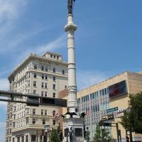 Soldiers & Sailors Monument (center city Allentown), Аллентаун