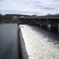 Lehigh River dam, Аллентаун