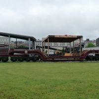 Railroaders Memorial Museum, Алтуна