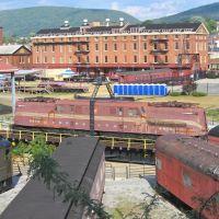 Railroad Museum, Алтуна