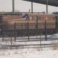 GG1 at Altoona Rail Museum, Алтуна