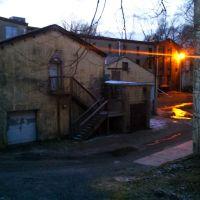 Buttonwood St alley, Аппер-Мерион