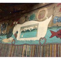 Mural by artist John Jonik, Ардмор