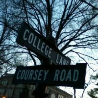 College Lane & Coursey Road, Ардмор