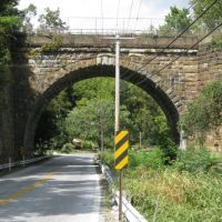 Atglen Susquehanna Low Line Bridge over Noble Rd 1, Атглен