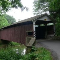 Mercer Covered Bridge, Атглен