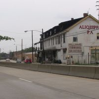 Aliquippa Route 51 exit, Баден