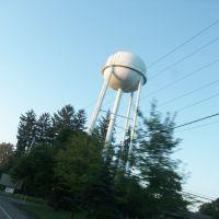 North Main Street Water Tower, Батлер