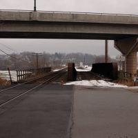 B&LE Tracks @ Center Ave. Butler, PA, Батлер