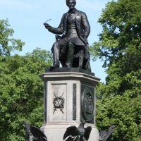 Abraham Lincoln Memorial, Philadelphia, Белмонт