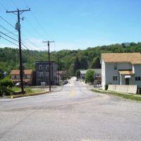 Entering Benson Borough on HWY 403 North, Бенсон