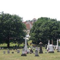 Oldest Section of the Bethel Presbyterian Cemetery, Бетел-Парк