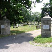 Entrance to Bethel Cemetery, Бетел-Парк