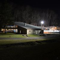 Building of South Park Ice Rink, Бетел-Парк