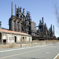Bethlehem Steel Before the Casino Project, Бетлехем
