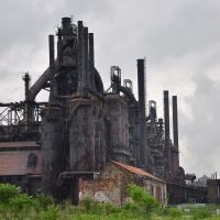 Old Bethlehem Steel Plant, Бетлехем
